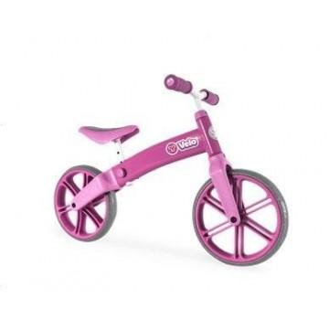 Ποδήλατο Ισορροπίας Y Velo – Ροζ