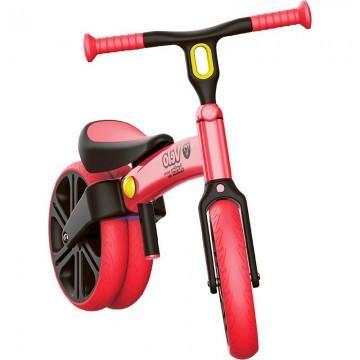 Ποδήλατο Ισορροπίας Y Velo 2018 - Refresh Red