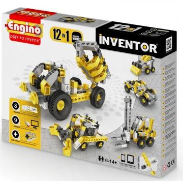 Engino Inventor Δομικά Οχήματα 12 σε 1