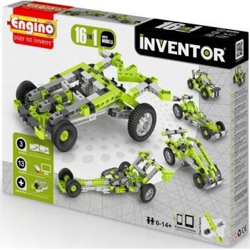 Engino Inventor Αυτοκίνητα 16 σε 1