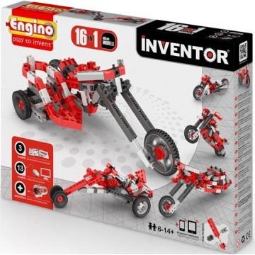 Engino Inventor Μοτοσυκλέτες 16 σε 1