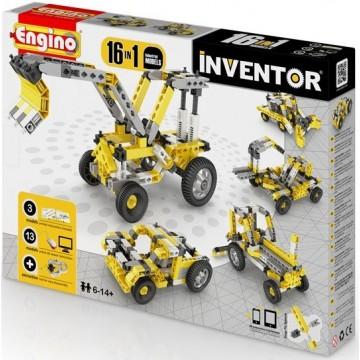 Engino Inventor Δομικά Οχήματα 16 σε 1