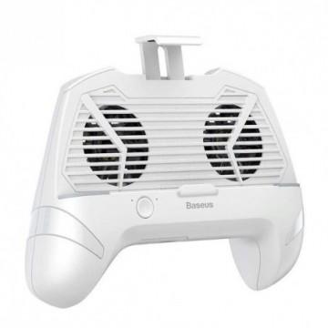 Baseus Cool Play Gamepad Desktop Bracket Powerbank 1200 mAh white (ACSR-CW02)