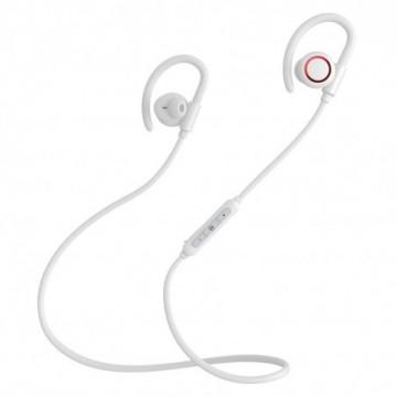Baseus Encok Sports S17 IPX5 waterproof Wireless in-ear headphones Bluetooth 5.0 White (NGS17-02)