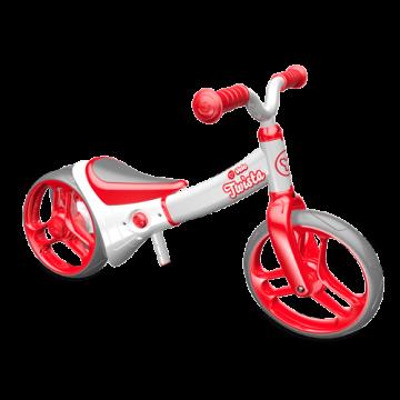 Ποδήλατο Ισορροπίας Velo Twista – Κόκκινο