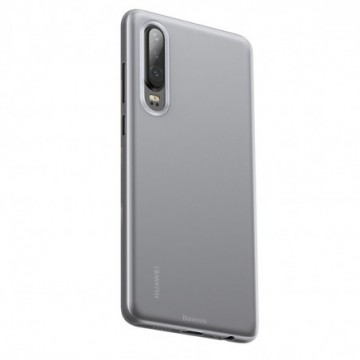 Baseus Wing Case Cover for Huawei P30 white (WIHWP30-02)