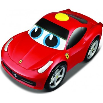 Bburago Junior Touch & Go Ferrari 458 Italia