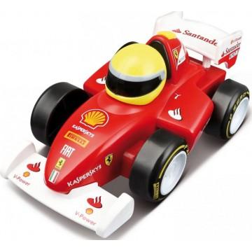 Bburago Junior Touch & Go Ferrari F2012