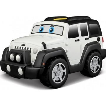 Bburago Junior Touch & Go Jeep Wrangler Unlimited