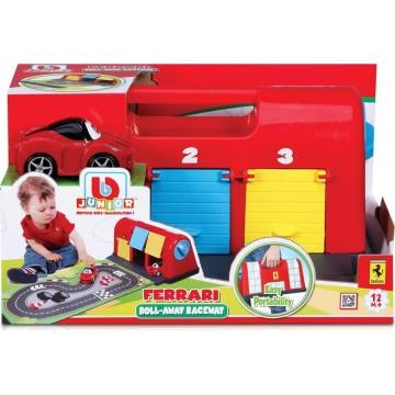 Bburago Junior Ferrari - Roll Way Raceway