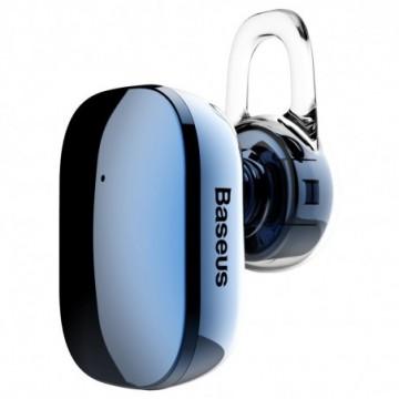Baseus Encok A02 mini wireless earphone Bluetooth 4.1 blue (NGA02-03)