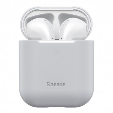Baseus Ultrathin Series Silica Protector for Airpods 1/2 grey (WIAPPOD-BZ0G)