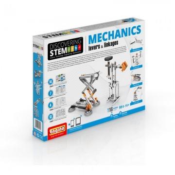 Engino Stem Μηχανική-Μοχλοί & Σύνδεσμοι (Επ. Δυσκολίας 1)