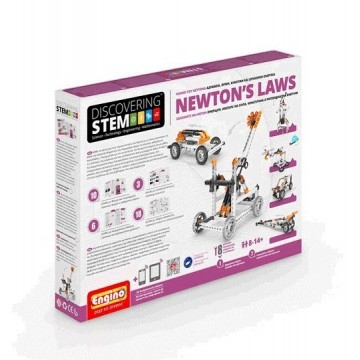 Engino Stem Νόμοι του Νεύτωνα-Αδράνεια, Ορμή,Κινητική & Δυναμική Ενέργεια (Επ. Δυσκολίας 2)