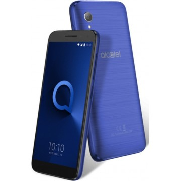 "Alcatel 1V 5001D 5.5"" 1GB Ram 16GB OctaCore Dual Sim Metallic Blue"