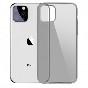 Baseus Simple Series Case Transparent for iPhone 11 Pro black (ARAPIPH58S-01)