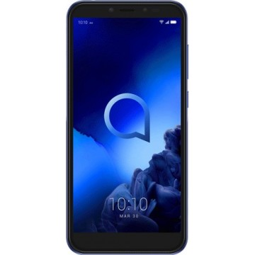 "Alcatel 1S 5024D 5.5"" 3GB Ram 32GB Dual Sim Metallic Blue"