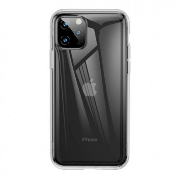 Baseus Safety Airbags Case Cover with strong corners iPhone 11 Pro Max transparent (ARAPIPH65S-SF02)