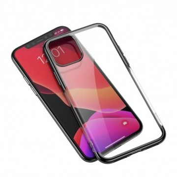 Baseus Shining Case cover for iPhone 11 black (ARAPIPH61S-MD01)