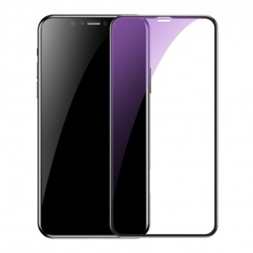 Baseus 0.3mm Full-screen and with for iP 5.8inch (2019) Black (SGAPIPH58S-KD01)