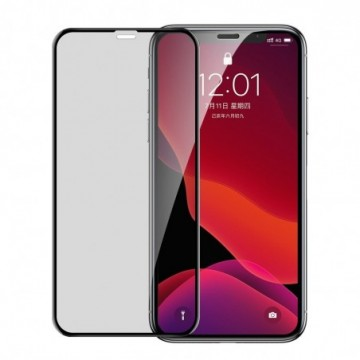 Baseus screen protector with crack-resistant edges and anti-spy function For iP XS Max 6.5inch Black (SGAPIPH65-CTG01)
