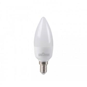 Λάμπα E14 C37 Κερί LED Universe 5W 3000Κ