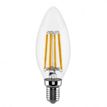 Universe E14 C35 4W Θερμό Λευκό Filament