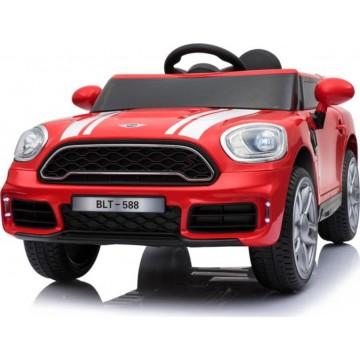 Ηλεκτροκίνητο τύπου Mini Cooper BLT-588 Κόκκινο