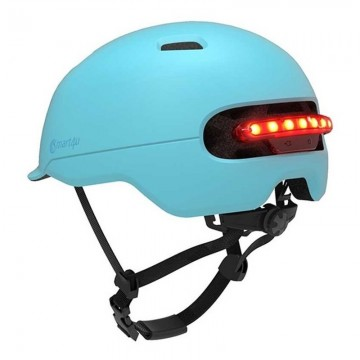 SMART4U Helmet SH50L Medium Blue