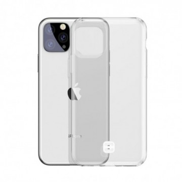 Baseus Ultra-Thin Cover TPU Case with Lanyard Holder for iPhone 11 Pro transparent (WIAPIPH58S-QA02)