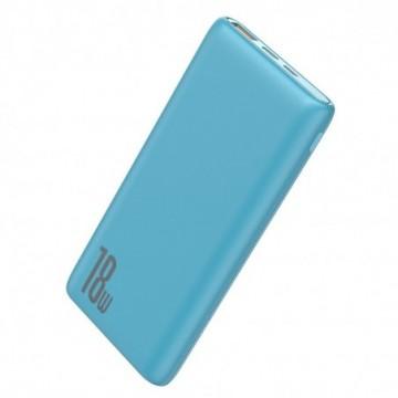 Baseus Bipow power bank 10000mAh 18W Quick Charge 3.0 blue (PPDML-03)
