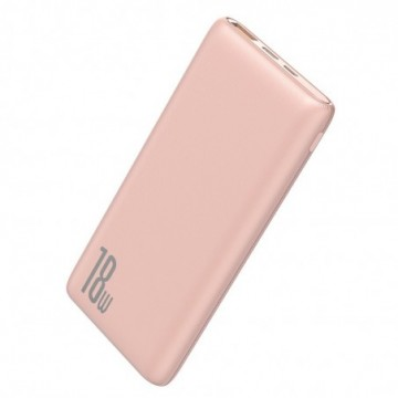 Baseus Bipow power bank 10000mAh 18W Quick Charge 3.0 pink (PPDML-04)