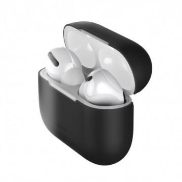 Baseus Silica Case Protector for Apple Airpods Pro black (WIAPPOD-ABZ01)