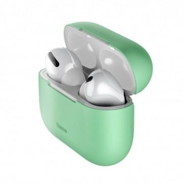 Baseus Silica Case Protector for Apple Airpods Pro green (WIAPPOD-ABZ06)