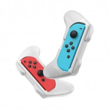 Baseus 2x set handle for Joy-Con joystick pad to Nintendo Switch gray (GMSWC-0G)