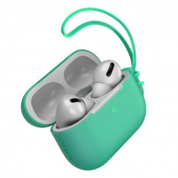 Baseus Let''s go AirPods Pro Case Silica Protector for Airpods Pro green (WIAPPOD-D06)