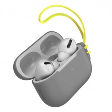 Baseus Let''s go AirPods Pro Case Silica Protector for Airpods Pro gray (WIAPPOD-D0G)