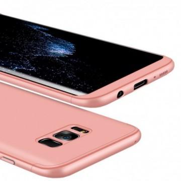 GKK 360 Protection full body case Samsung Galaxy S8 Plus G955 pink