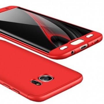 GKK 360 Protection full body case Samsung Galaxy S7 Edge G935 red