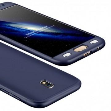 GKK 360 Protection full body case Samsung Galaxy J3 2017 J330 blue