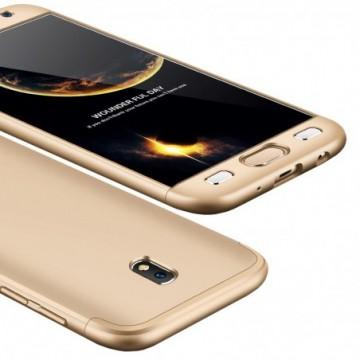 GKK 360 Protection full body case Samsung Galaxy J3 2017 J330 golden