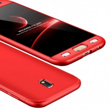 GKK 360 Protection full body case Samsung Galaxy J7 2017 J730 red