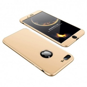 GKK 360 Protection Case Full Cover iPhone 8 Plus gold