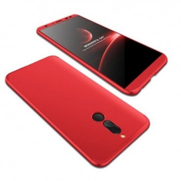 GKK 360 Protection full body case Huawei Mate 10 Lite red