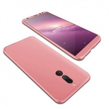 GKK 360 Protection full body case Huawei Mate 10 Lite pink
