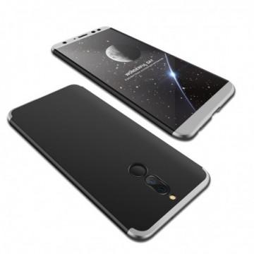 GKK 360 Protection Case Full Cover Huawei Mate 10 Lite black-silver