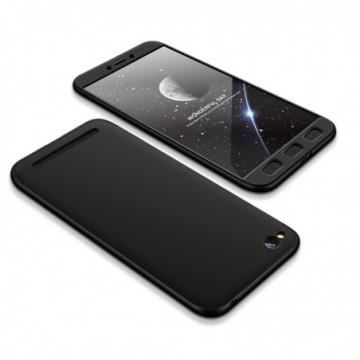 GKK 360 Protection Case Full Cover Xiaomi Redmi 5A black