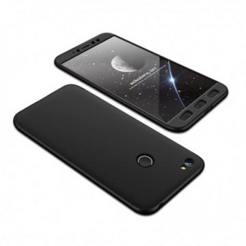 GKK 360 Protection Case Full Cover Xiaomi Redmi Note 5A Prime black