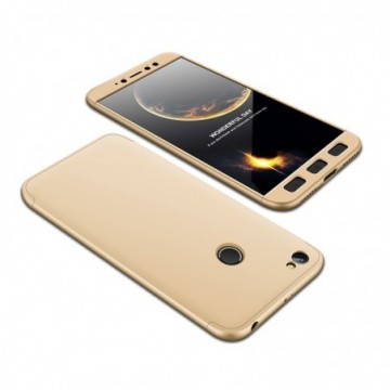 GKK 360 Protection Case Full Cover Xiaomi Redmi Note 5A Prime golden