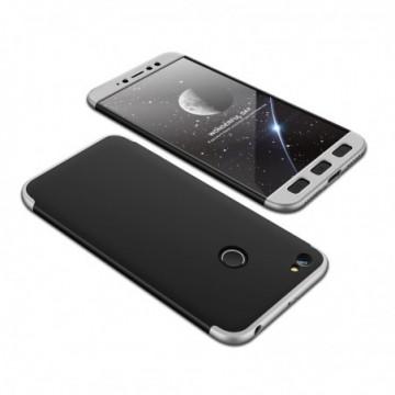 GKK 360 Protection Case Full Cover Xiaomi Redmi Note 5A Prime black-silver